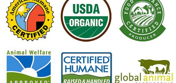 Certified Food Labels