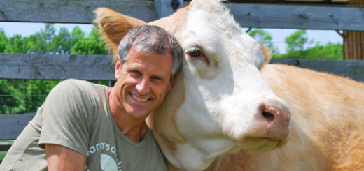 Farm Sanctuary's Gene Baur