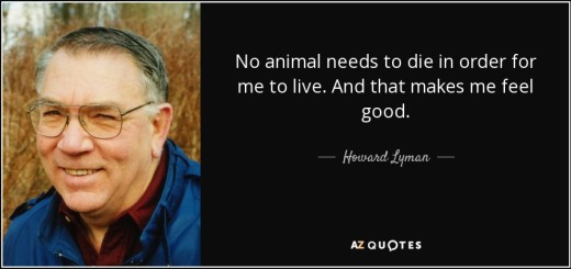 Howard Lyman, The Story of a Cattle Rancher Turned Vegan