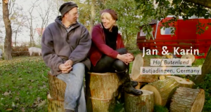 Former Dairy Farmers Now Animal Sanctuary Owners and Vegans