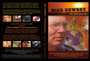 Film Documentary, Mad Cowboy, the Story of Howard Lyman