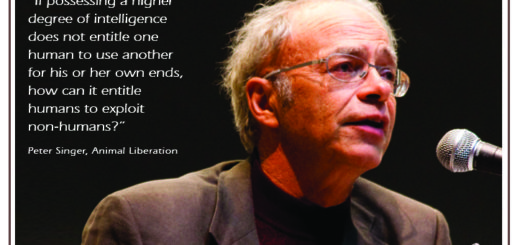 Peter Singer The Ethics of What We Eat