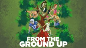 From the Ground Up - A Documentary About How Plant-Based Vegan Athletes Become World-Class Athletic Competitors