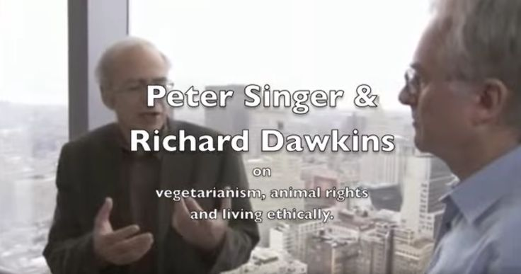 Image result for richard dawkins peter singer