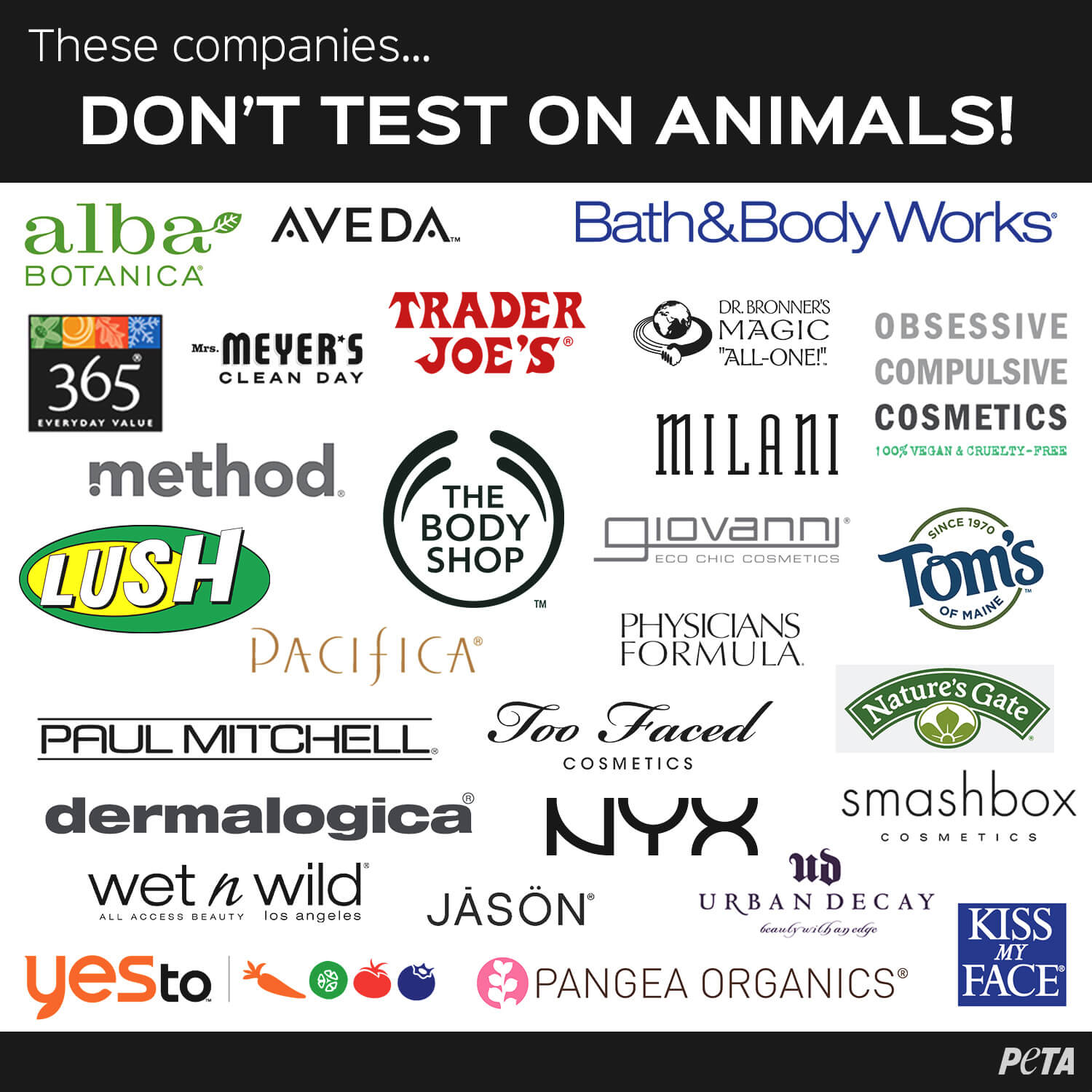 Makeup Products That Test On Animals
